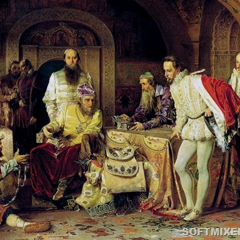Семь выходок русских правителей
