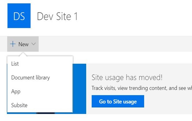 Prevent users from creating Site Pages–SharePoint Online 3