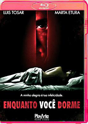 Filme Poster Enquanto Você Dorme BDRip XviD Dual Audio & RMVB Dublado