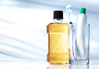 น้ำยาบ้วนปาก, วิธีทำน้ำยาบ้วนปากใช้เอง