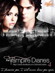 Nhật Ký Ma Cà Rồng 4 - The Vampire Diaries Season 4 poster
