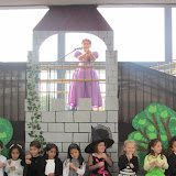 Year 1 Show - Rapunzel