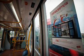 Wifi gratis en Metro Ligero Oeste