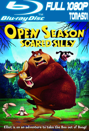 Open Season 4: Scared Silly (Amigos Salvajes 4) (2016) BRRipFull 1080p