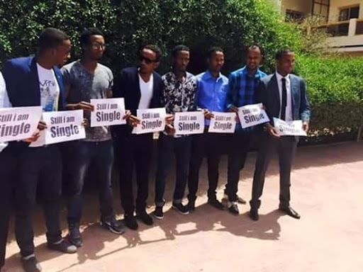 Single Somali Men Stage Protest Over Outrageous Bride Prices (Must See)