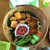 Kuliner Makan Nasi Liwet Bersama Trans 7 di Kampoeng Kalapa Tangerang