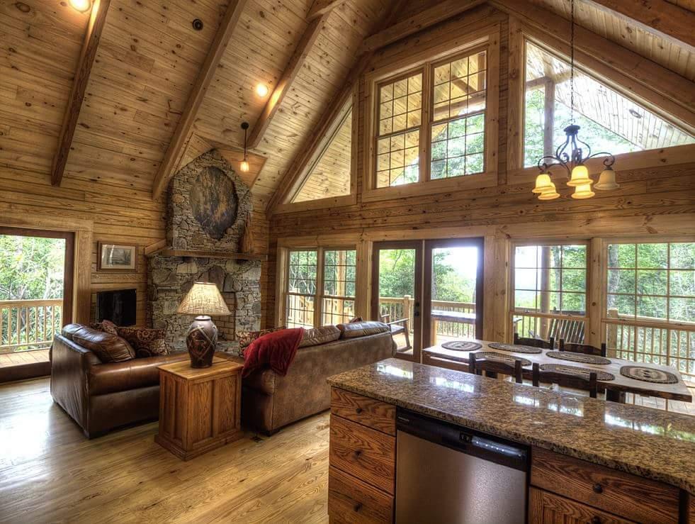 Casas de madera natural nicas - Casas de madera natural ...