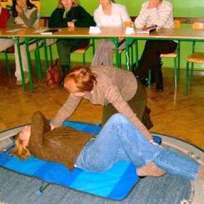Szkolenie nauczycieli _ Pierwsza pomoc - 13 listopada 2005