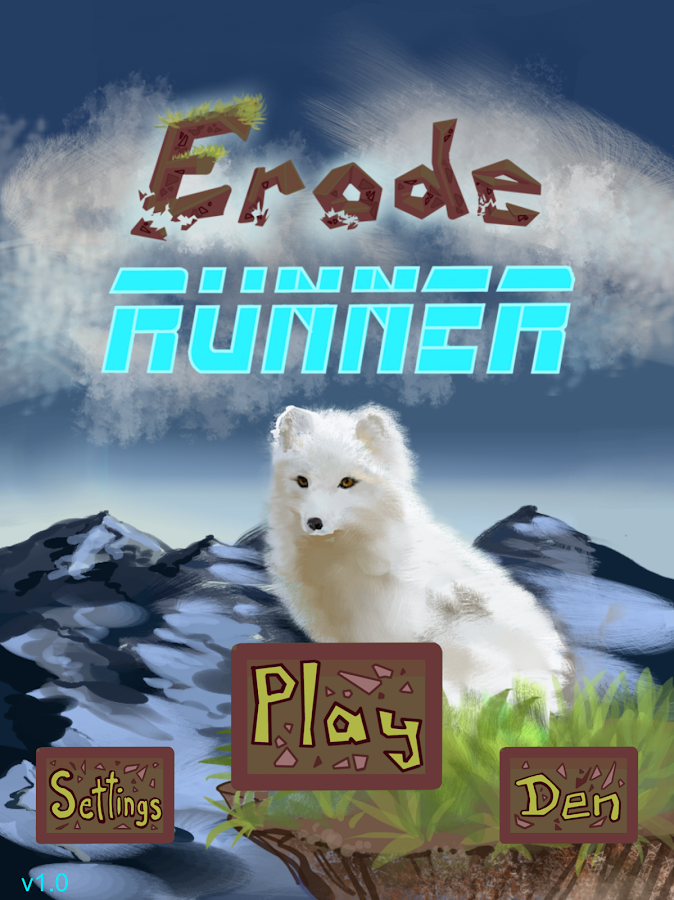 Erode Runner- screenshot