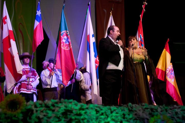 Danças do Mundo 2011 - Vânia Fernandes & Sérgio Martins