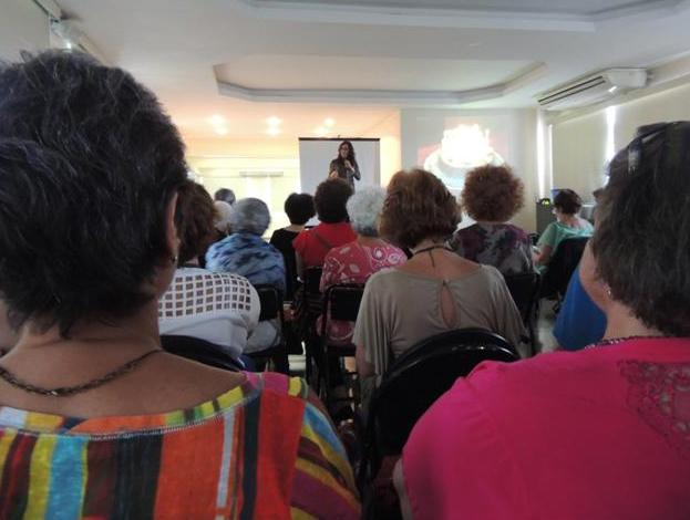 Workshop da Memoria, no Forte de Copacabana