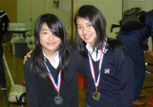 Seisen Students score top two places in the Kanto Plains Brain Bowl competition
