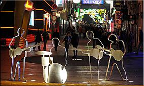 Plaza de Los Beatles - Hamburgo