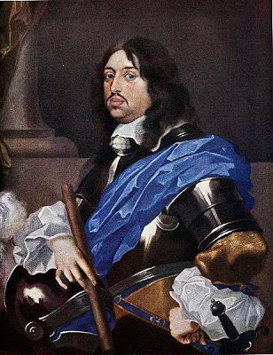 Sébastien Bourdon - King Charles X Gustav of Sweden