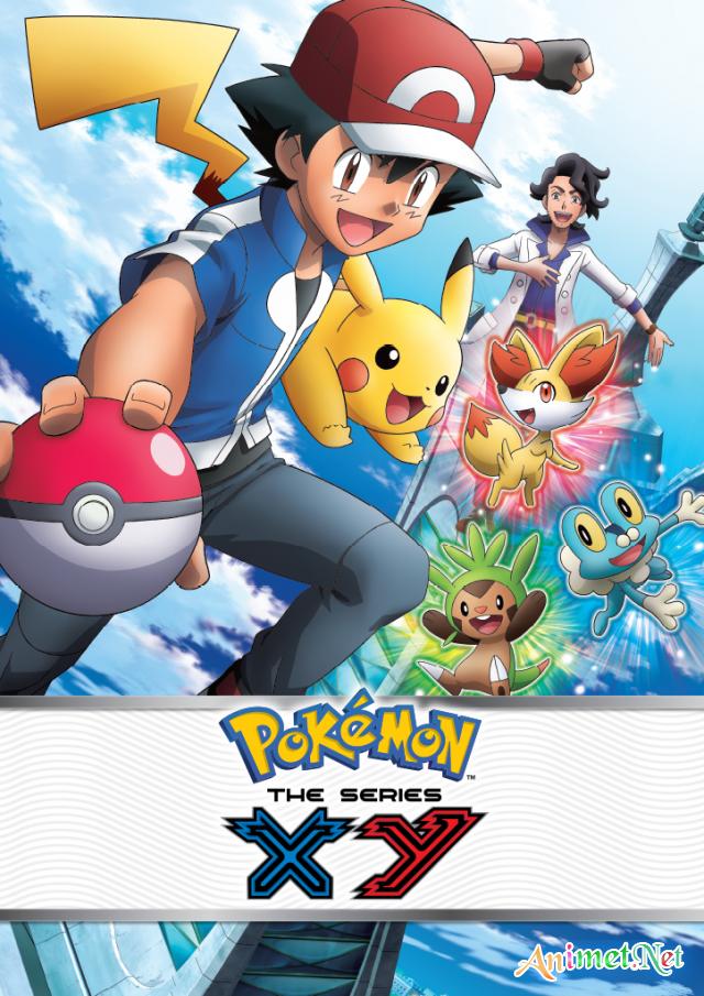 Pokemon Season 17 : XY - Bửu bối thần kì Phần 17 | Pokemon Phần 17