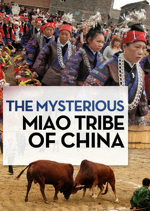 THE MYSTERIOUS MIAO TRIBE OF CHINA: Miao tribe, festival celebrations