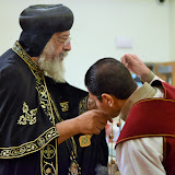 His Holiness Pope Tawadros II visit to St. Mark LA - DSC_0207.JPG