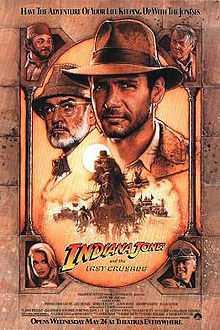 Indiana Jones and the Last Crusade - Indiana Jones và cuộc thập tự chinh cuối cùng