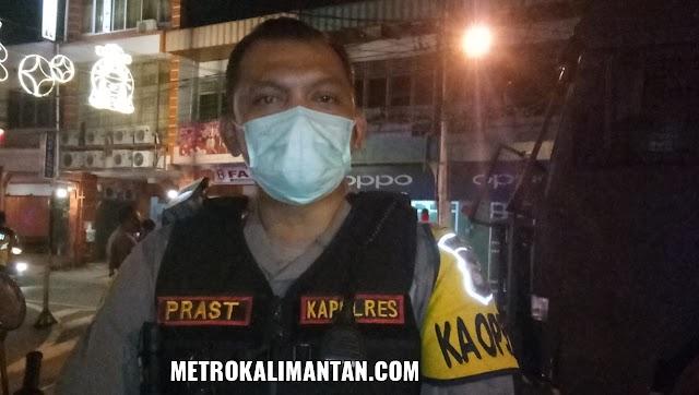 Ops Liong Kapuas 2021, Polres Singkawang Turunkan 368 Personel