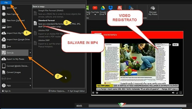 salvare-video-registrato-snagit