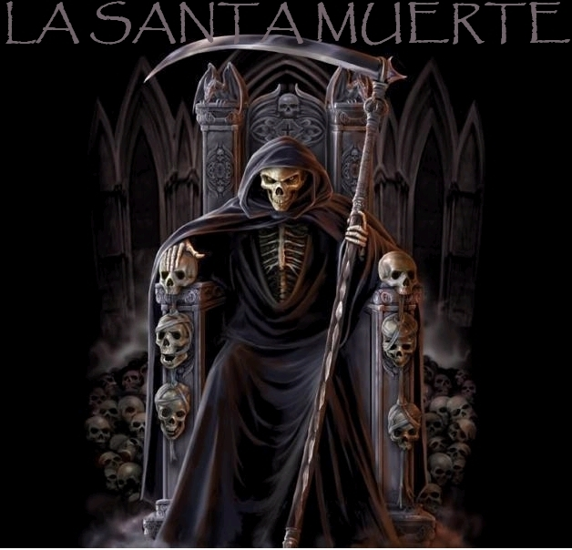 Santa Muerte, Gods And Goddesses 5