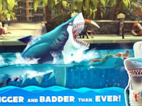 Hungry Shark World v1.5.2 Apk Data Mod