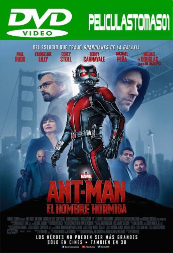 Ant-Man: El hombre hormiga (2015) DVDRip