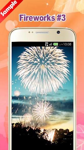 玩免費娛樂APP|下載Amazing Fireworks Wallpaper app不用錢|硬是要APP