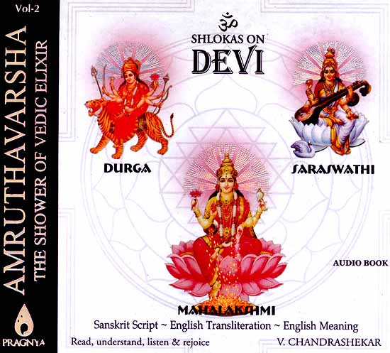 Amruthavarsha Vol. 02 (Shlokas On Devi) Devotional Album MP3 Songs