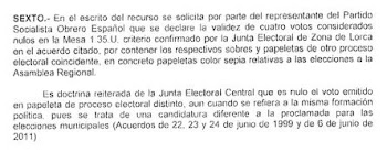 JEC Fundamento 6