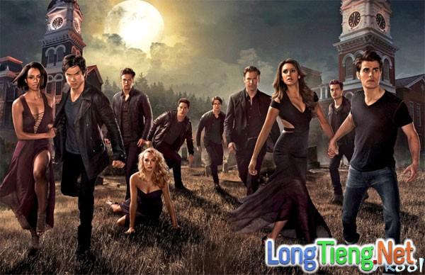 Xem Phim Nhật Ký Ma Cà Rồng 8 - The Vampire Diaries Season 8 - phimtm.com - Ảnh 1