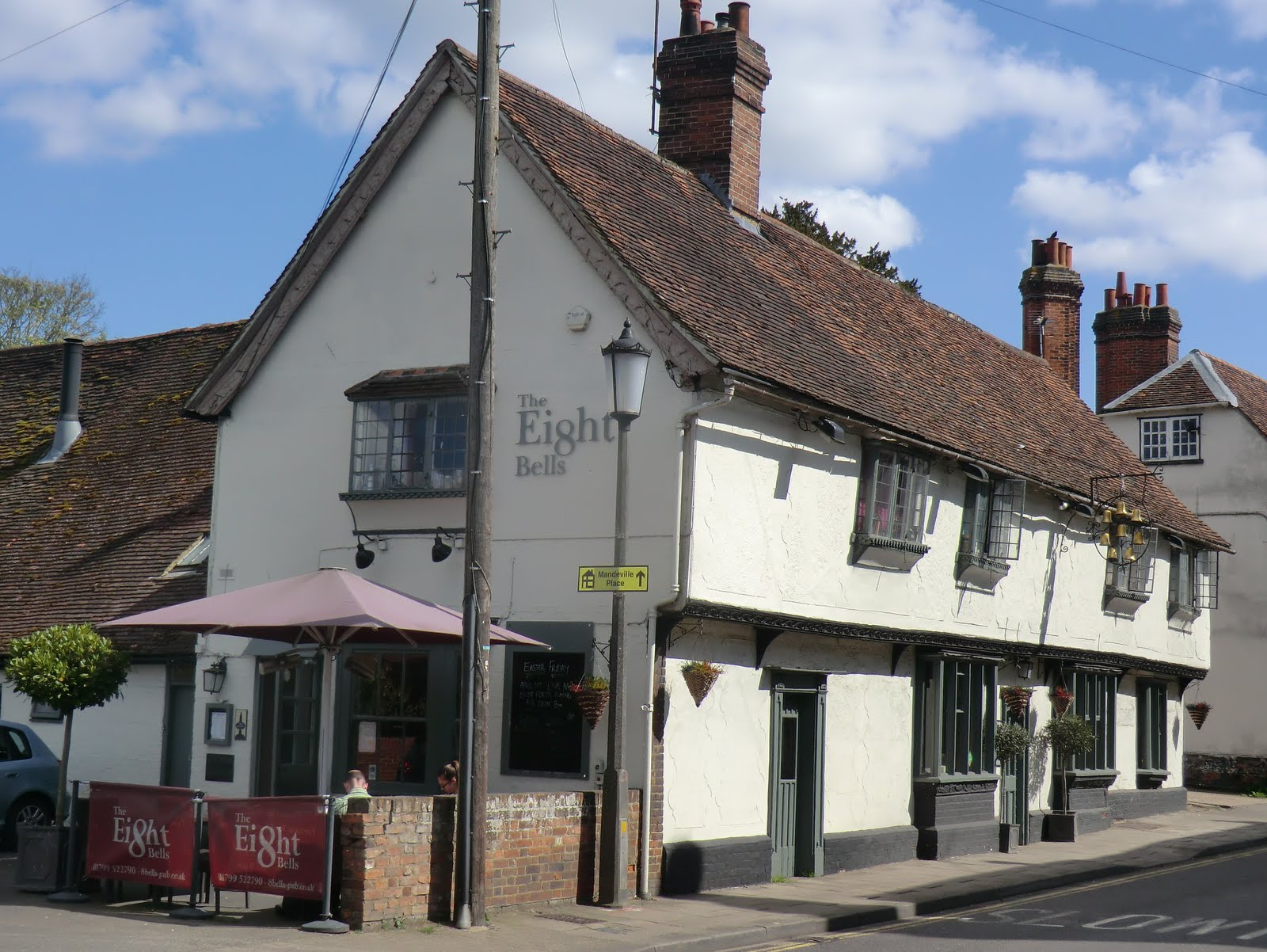 CIMG9769 The Eight Bells, Saffron Walden
