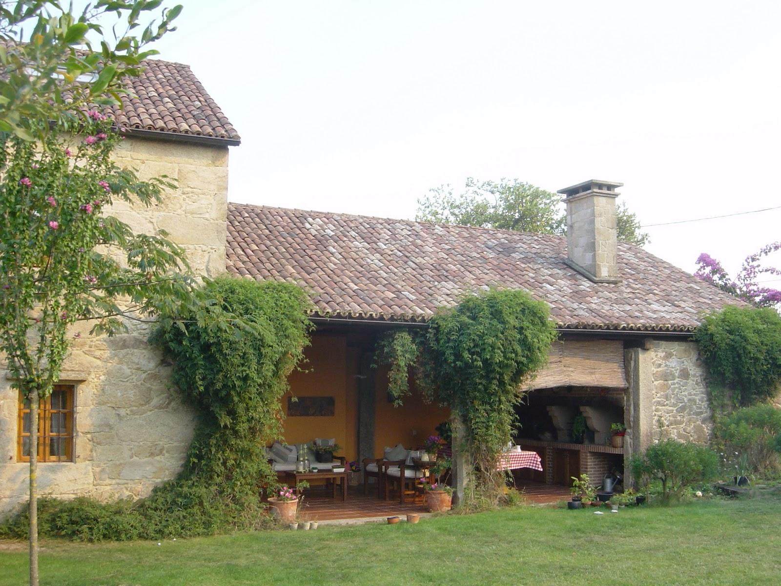 Kasakalida decoracion y viajes - Casas de campo en galicia ...