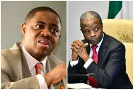 If You Are Truly A Man, Resign Before Suing Timi Frank – Femi Kayode Tells Osinbajo