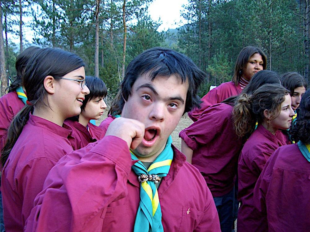 Campaments amb Lola Anglada 2005 - CIMG0272.JPG