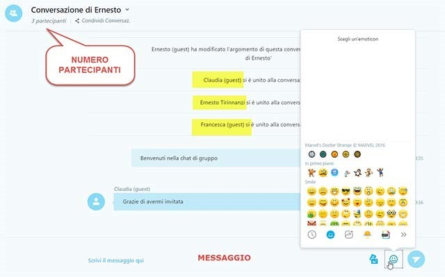 chat-skype