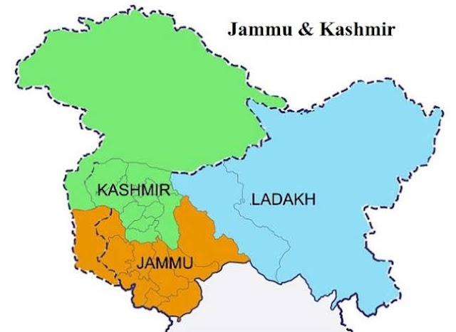 GEOGRAPHY OF JAMMU KASHMIR STUDY MATERIAL by KASHMIR STUDENT | PART 2