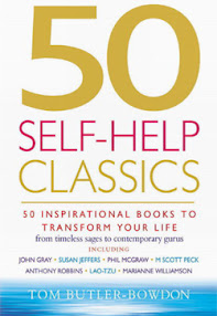 Cover of Tom Butler Bowdon's Book 50 Self Help Classics