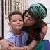 Adunni Ade And Son In Super Cute Selfie