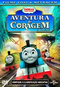 Baixar Filme Thomas e seus Amigos Aventura de Coragem Dublado Torrent