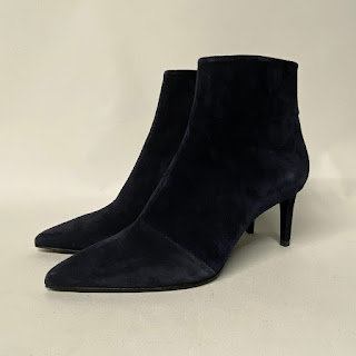 Rag & Bone New Midnight Blue Ankle Boots