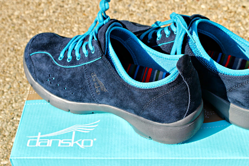 Dansko Elise Sneakers from the Sedona Fall Collection