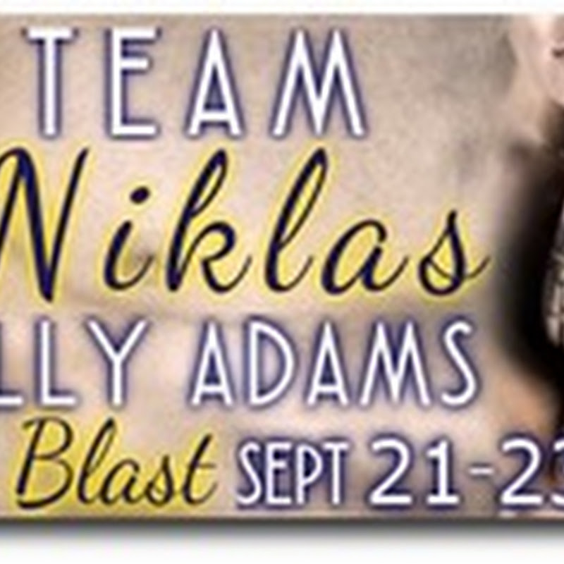 Book Blast - Team Niklas by Ally Adams