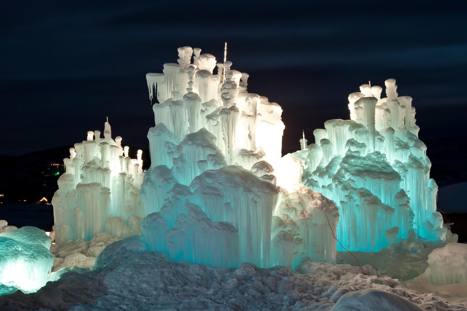 ice castle by kimesama - photo #39