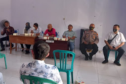 Lima Perusahaan di Wilayah Kecamatan Beji Akhirnya Temui Warga Yang Terdampak