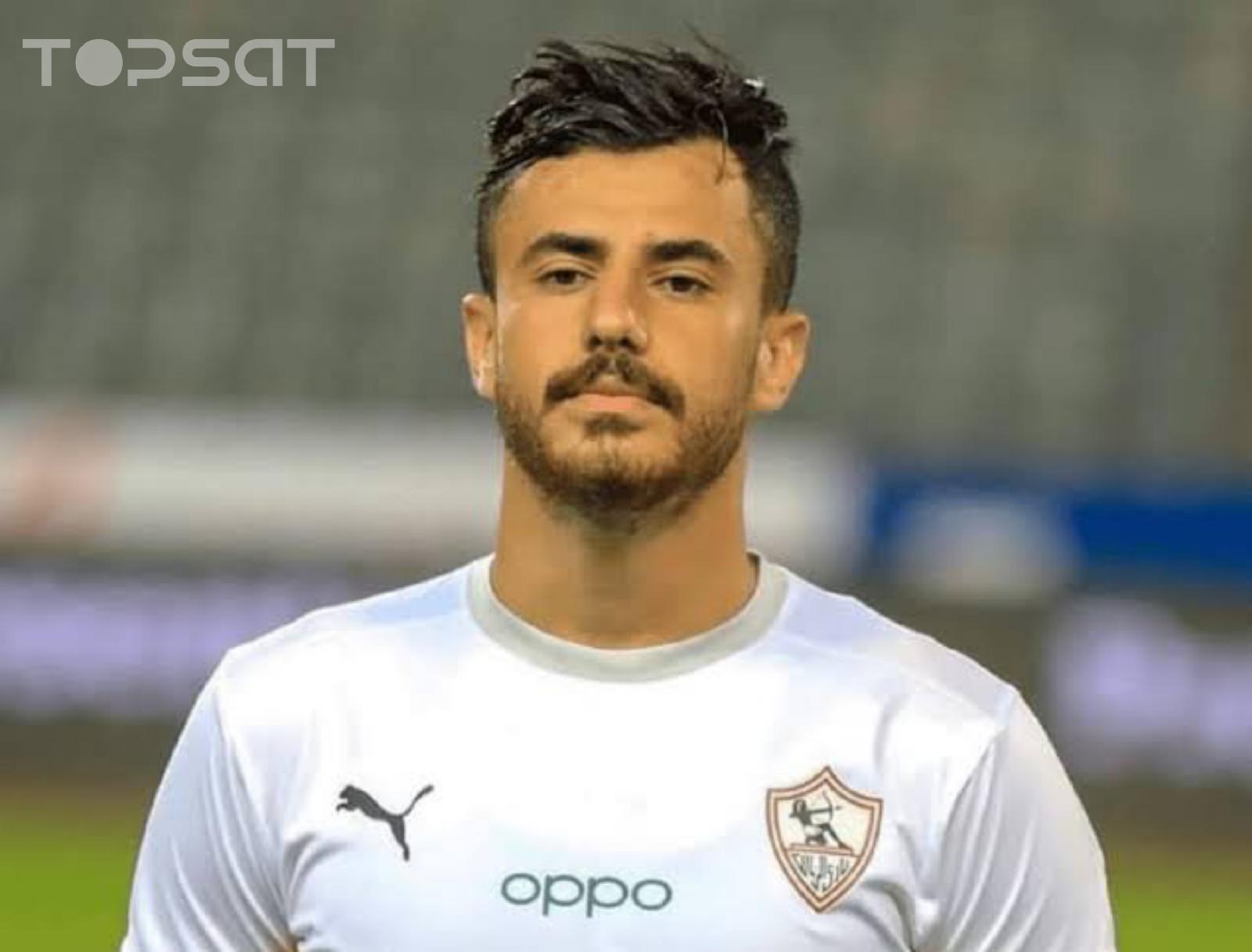 عاجل تأكد إصابة محمود الونش مدافع نادي الزمالك بفيروس كورونا