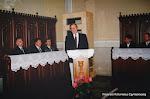 2001. június 26. - a ceglédi testvérgyülekezet gondnoka Kovács László, valamint gyülekezetünk gondnokai
