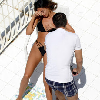 Madalina Ghenea Bikini candids in the Amalfi Coast July 27-2016 038.jpg