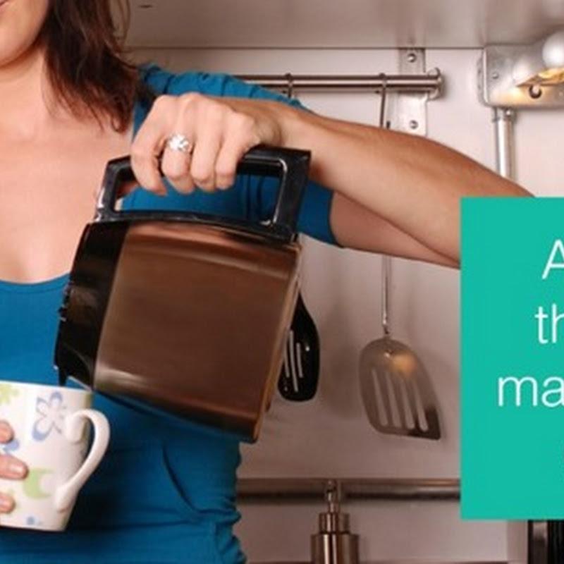[Stories] Thức dậy mỗi buổi sáng, khởi đầu với tách cà phê