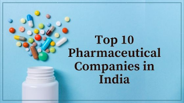 List of Top 10 Pharma Companies in India by Market Value